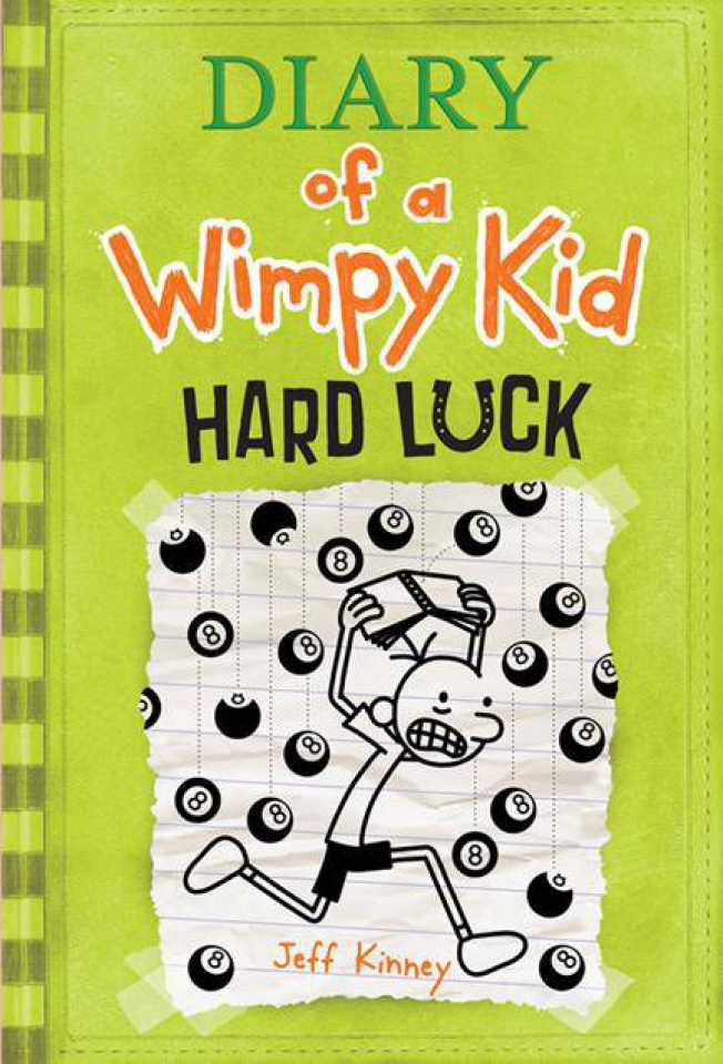 Diary of a Wimpy Kid Vol. 8