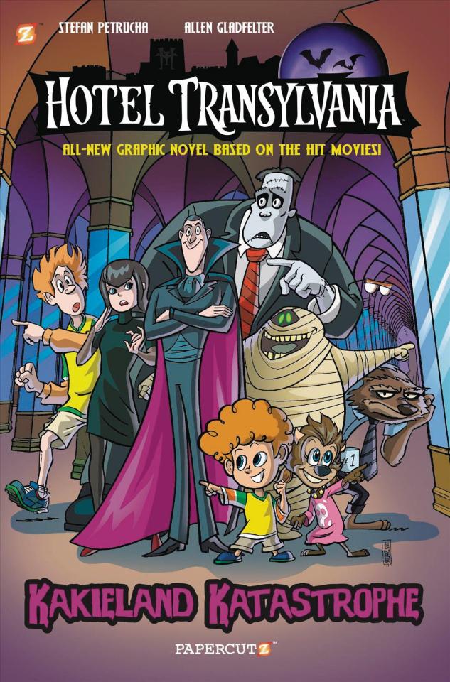 Hotel Transylvania Vol. 1: Kakieland Katastrophe