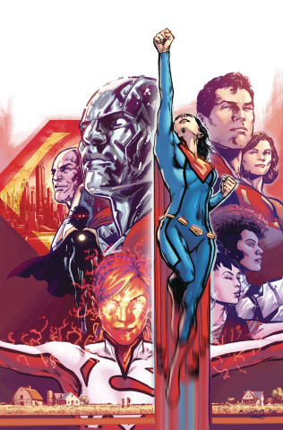 Superwoman Vol. 1: Who Killed Superwoman?