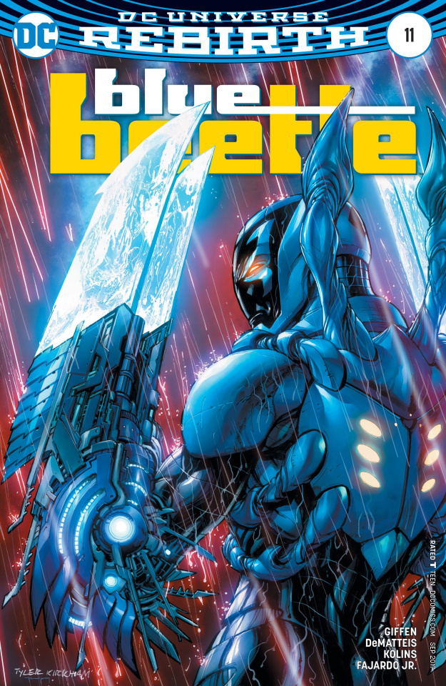 Blue Beetle #11 (Variant Cover)