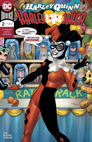 Harley Loves Joker #2