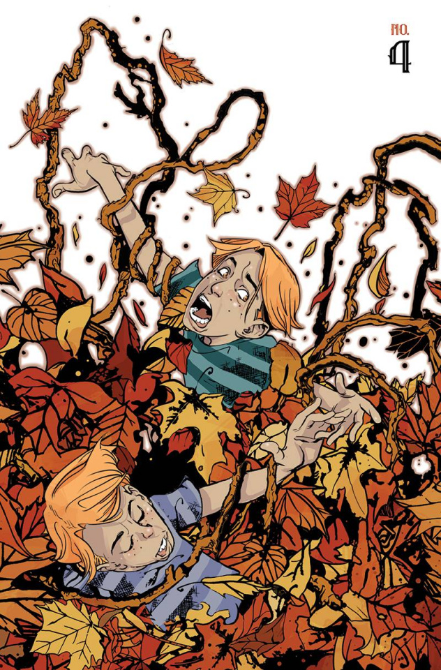 The Autumnal #4 (Gooden Cover)