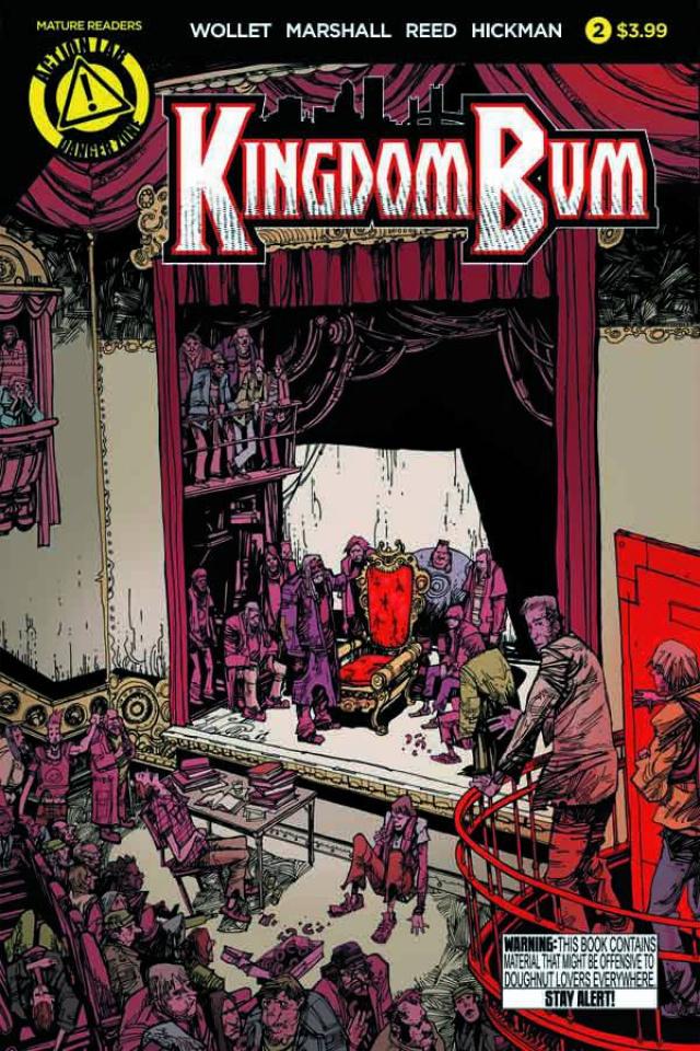 Kingdom Bum #2