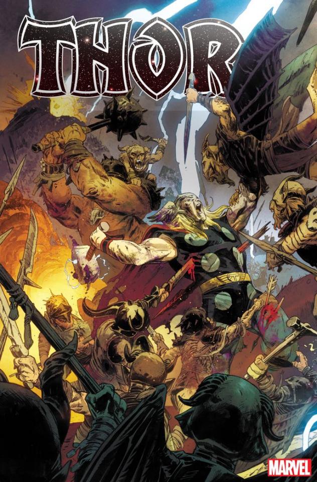 Thor #3 (Klein 2nd Printing)