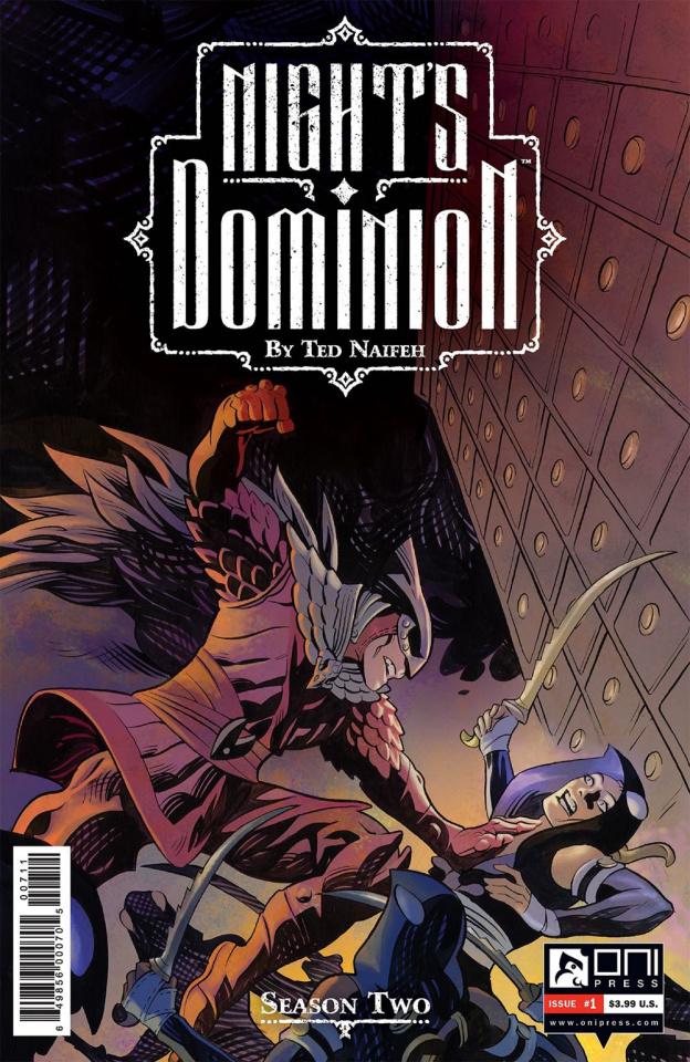 Night's Dominion, Season 2 #1