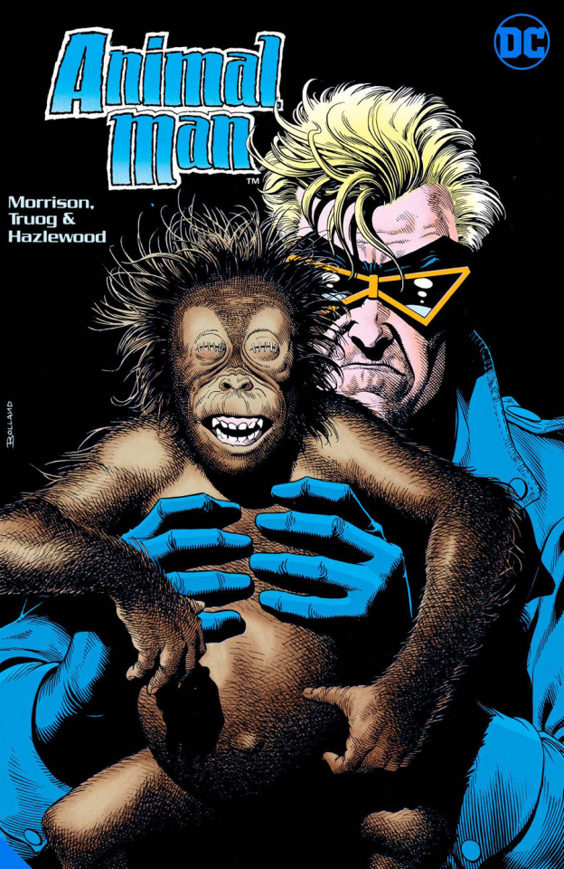 Animal Man by Grant Morrison Book 2 (30th Anniversary Deluxe Edition)