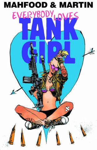 Tank Girl: Everybody Loves Tank Girl