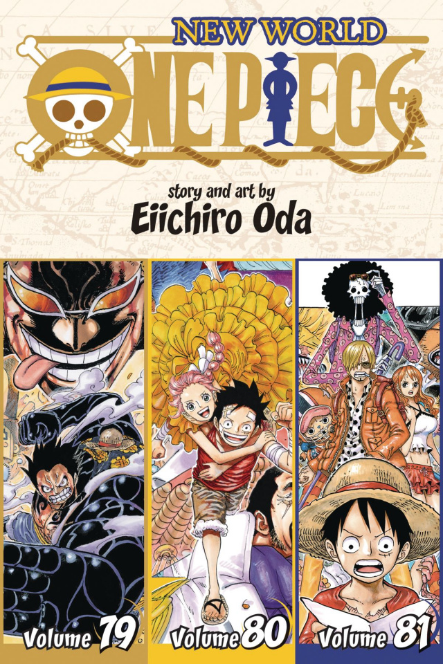 One Piece Vol. 27 (3-in-1 Edition)