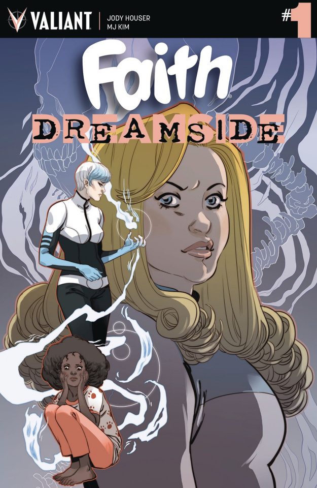 Faith: Dreamside #1 (Sauvage Cover)