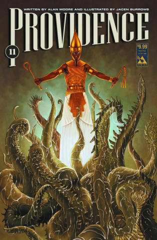 Providence #11 (Weird Pulp Cover)