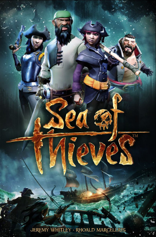 Sea of Thieves #4 (Photo Cover)
