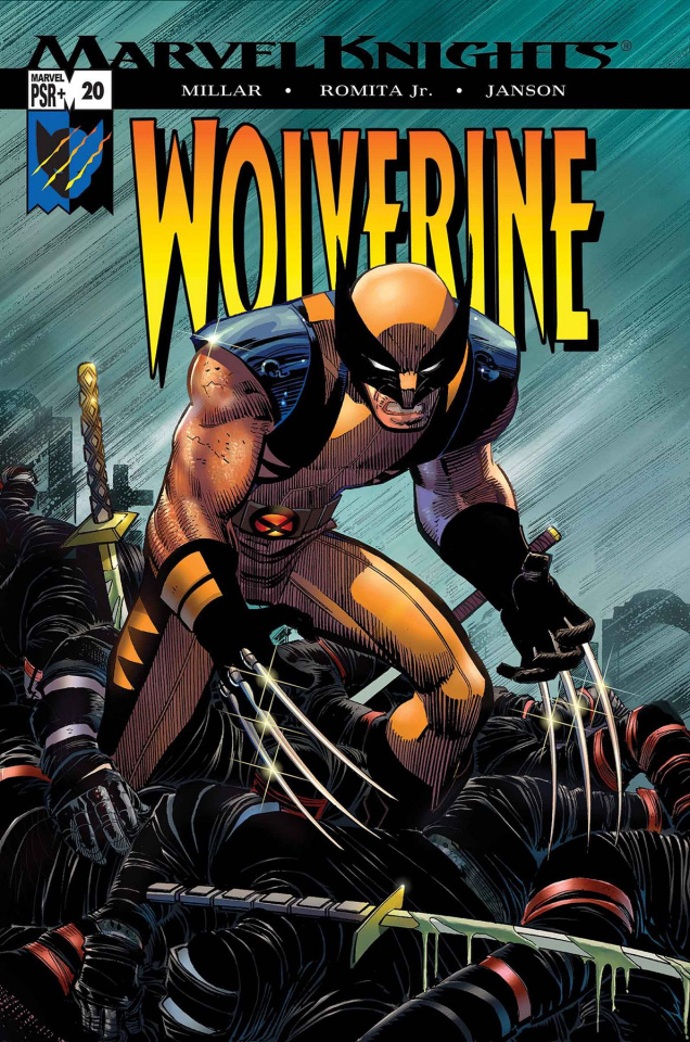 Wolverine: Enemy of the State #1 (True Believers)