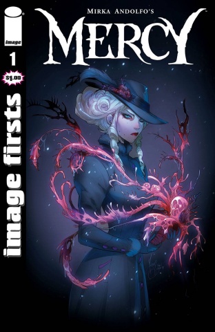 Mercy #1 (Image Firsts)