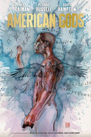 American Gods Vol. 2: My Ainsel