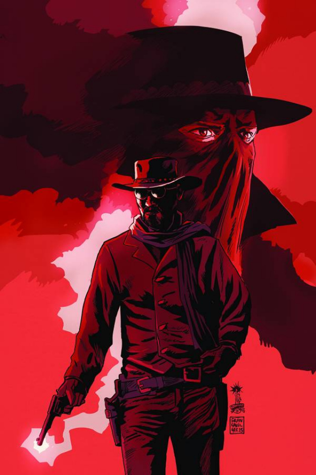 Django / Zorro #7 (10 Copy Francavilla Virgin Cover)