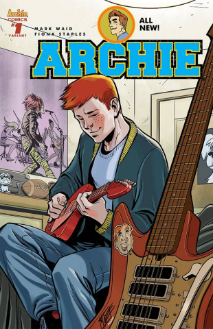 Archie #1 (Mike Norton Cover)
