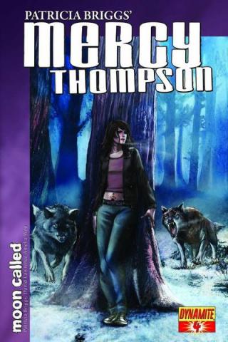 Patricia Briggs' Mercy Thompson: Moon Called #4