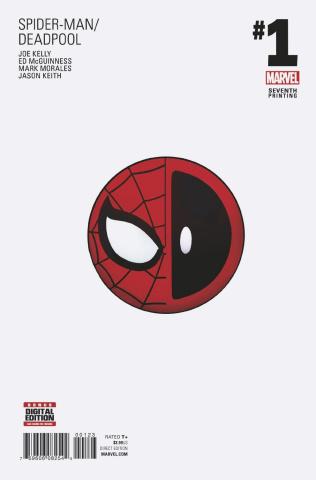 Spider-Man / Deadpool #1 (McGuinness 7th Printing)
