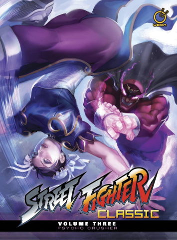 Street Fighter Classic Vol. 3: Psycho Crusher