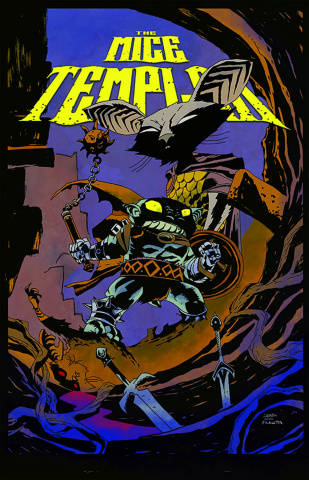 Mice Templar: The Legend #13 (Oeming Cover)