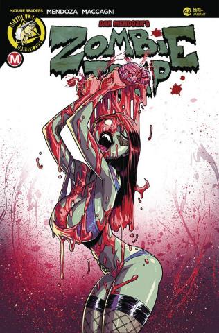 Zombie Tramp #43 (Federhenn Cover)