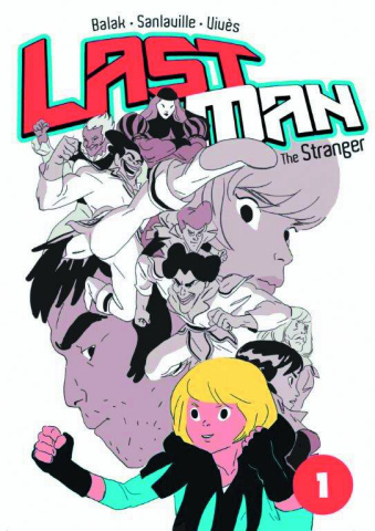 Last Man Vol. 1: The Stranger