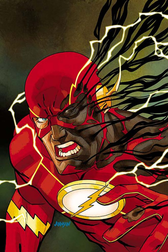 The Flash #12 (Variant Cover)