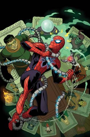 The Amazing Spider-Man #21 (Rivera Cover)