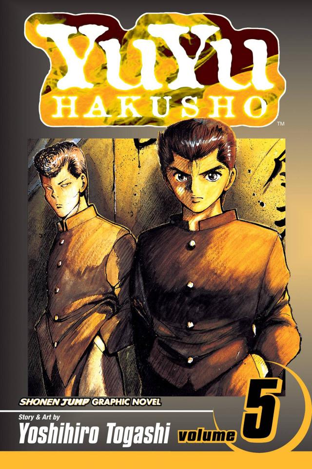 Yu Yu Hakusho Vol. 5