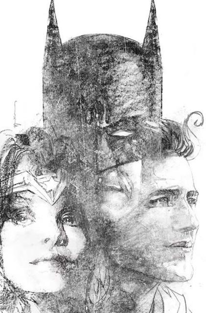 Trinity #11 (Variant Cover)