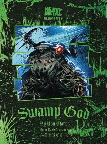 Swamp God #3