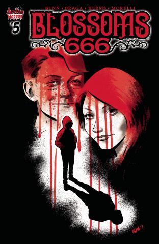 Blossoms 666 #5 (Gorham Cover)