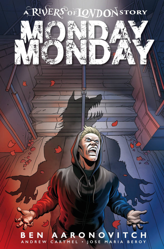 Rivers of London: Monday Monday #1 (Beroy Cover)