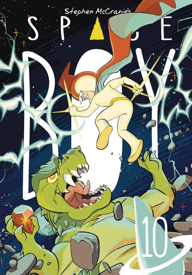 Space Boy Vol. 10