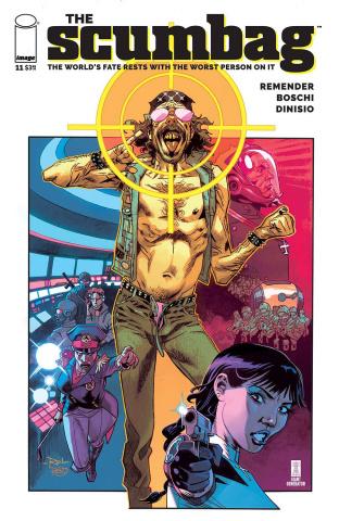 Scumbag #11 (Boschi & Dinisio Cover)