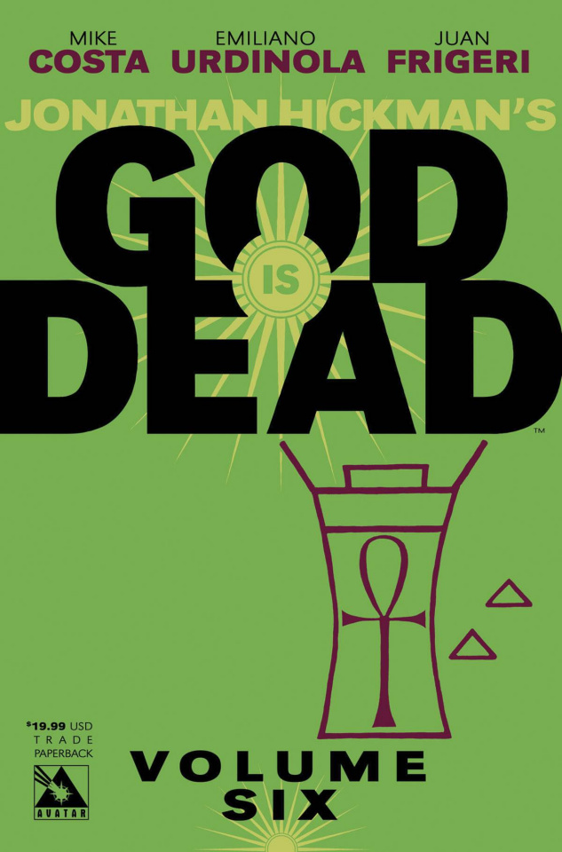 God Is Dead Vol. 6