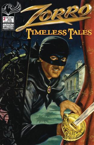 Zorro: Timeless Tales #2