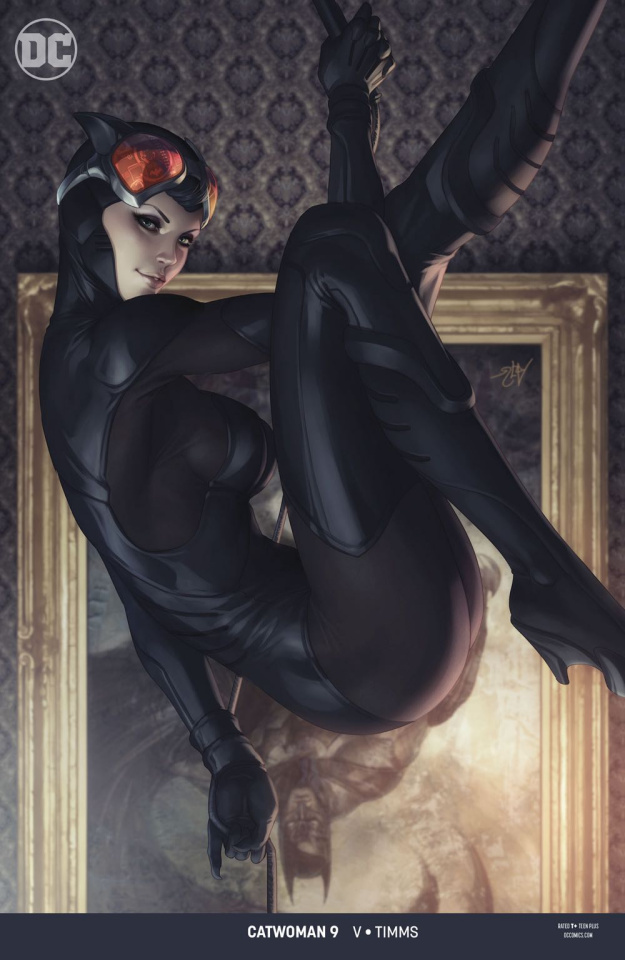 Catwoman #9 (Variant Cover)