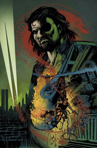 Escape From New York #4 (25 Copy McCrea Cover)