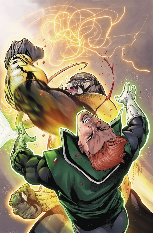 Hal Jordan and The Green Lantern Corps #16