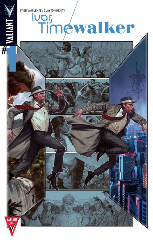 Ivar, Timewalker #1 (Molina Cover)