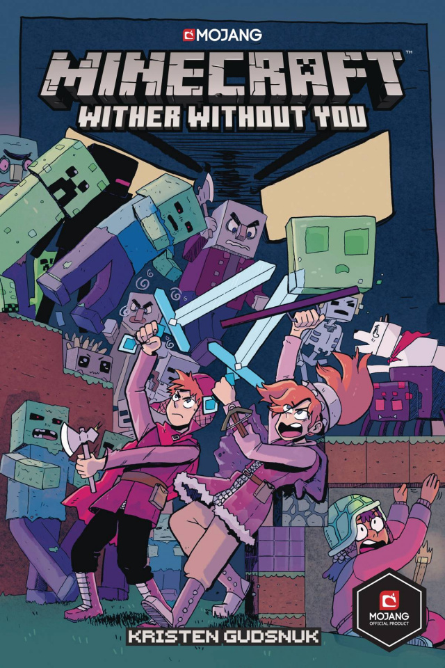 Minecraft Vol. 2: Wither Without You