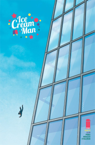 Ice Cream Man #5 (Morazzo & O'Halloran Cover)