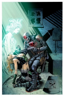 Grimm Fairy Tales: Robyn Hood - I Love NY #9 (Luis Cover)