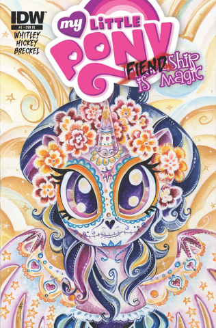 My Little Pony: Fiendship Is Magic #1 (25 Copy Cover)
