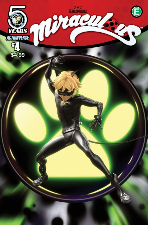 Miraculous #4 (Cover B)