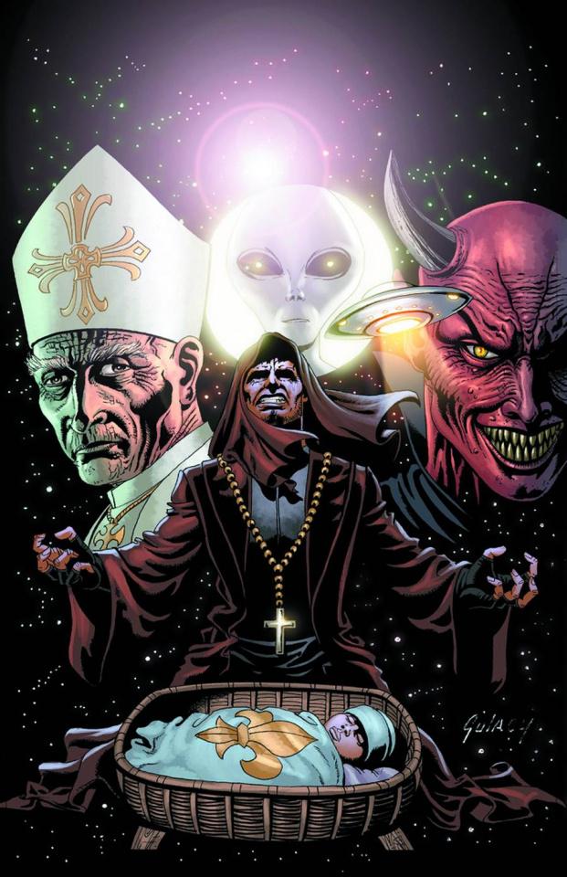 Cruzader: Agent of the Vatican