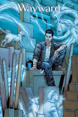 Wayward #13 (Raney & Going Cover)