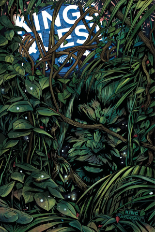 Kings Quest #4 (Laming Cover)
