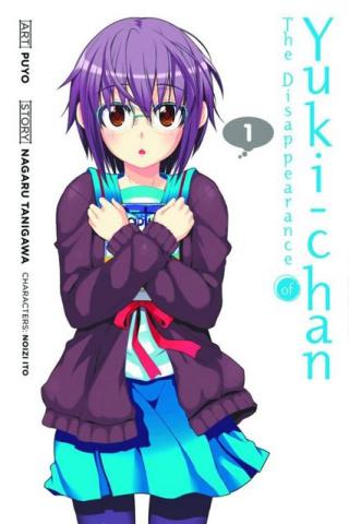 The Disappearance of Nagato Yuki-Chan Vol. 1